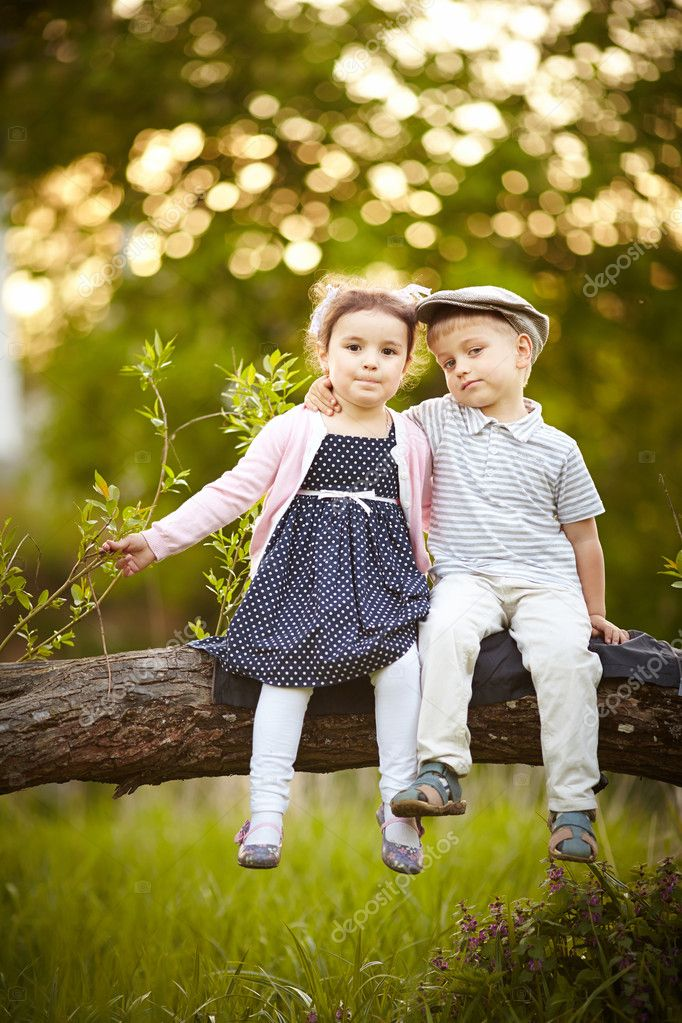 Cute Asian Baby Boy Wallpaper Boy Kissed Girl Stock Photo 169 Ababaka 19538465