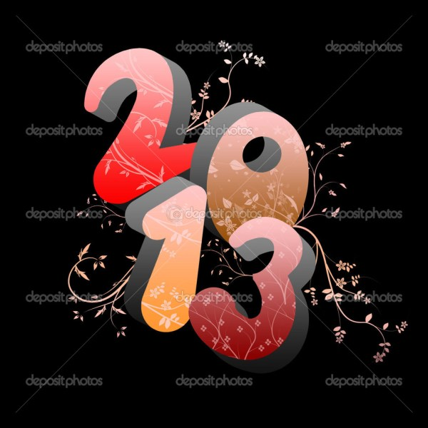 Logo for happy new year 2013  Stock Photo. 1024 x 1024.Google Happy New Year Pictures
