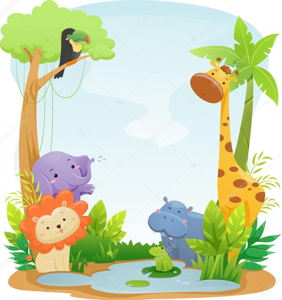 Baby Live Wallpaper Hd Safari Animals Background Stock Photo 169 Lenmdp 48933049