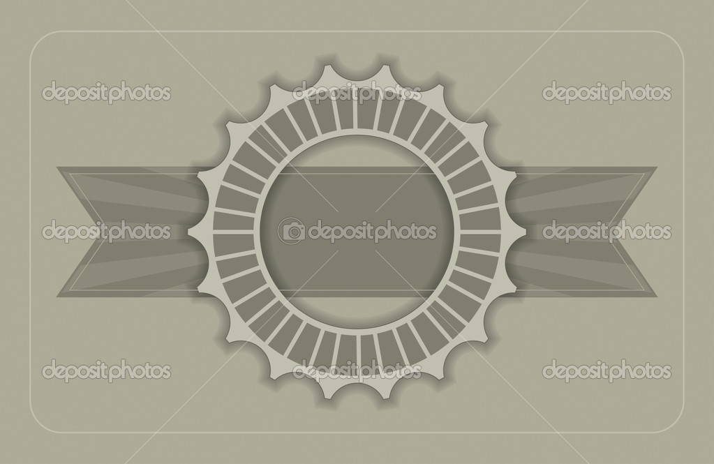 Vintage label template \u2014 Stock Vector © eltoro69 #38096803