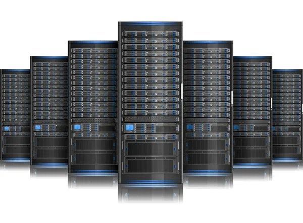 Server Rack Stock Vectors Royalty Free Server Rack