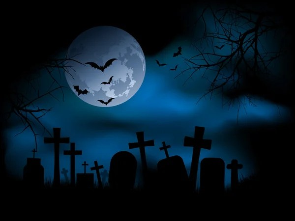 Spooky background Stock Vectors, Royalty Free Spooky background