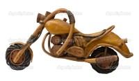 Holz Motorrad-Modell  Stockfoto  olovedog1 #12339201