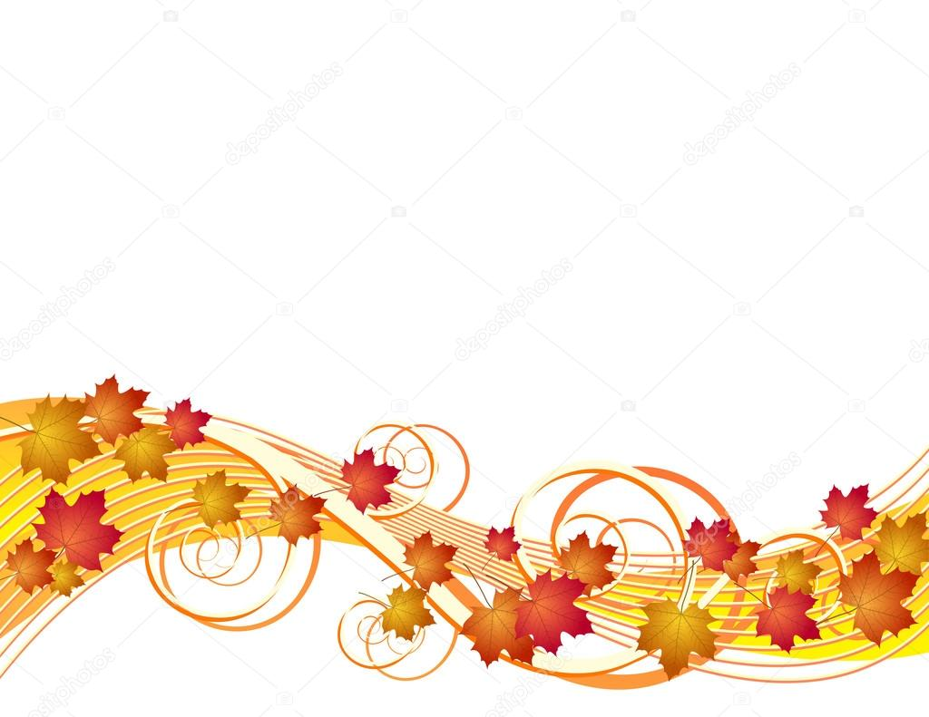 Fall Heart Leaves Background Wallpaper Flying Autumn Leaves Background Stock Vector 169 Tassel
