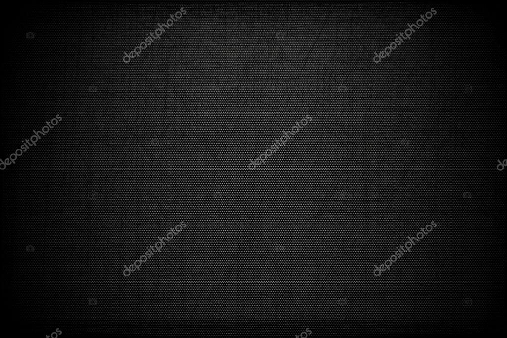 Black background with scratched carbon texture \u2014 Stock Photo