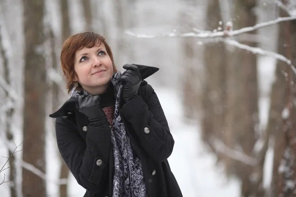 Woman In Russian Scarf Stock Photo C Xload 22167675