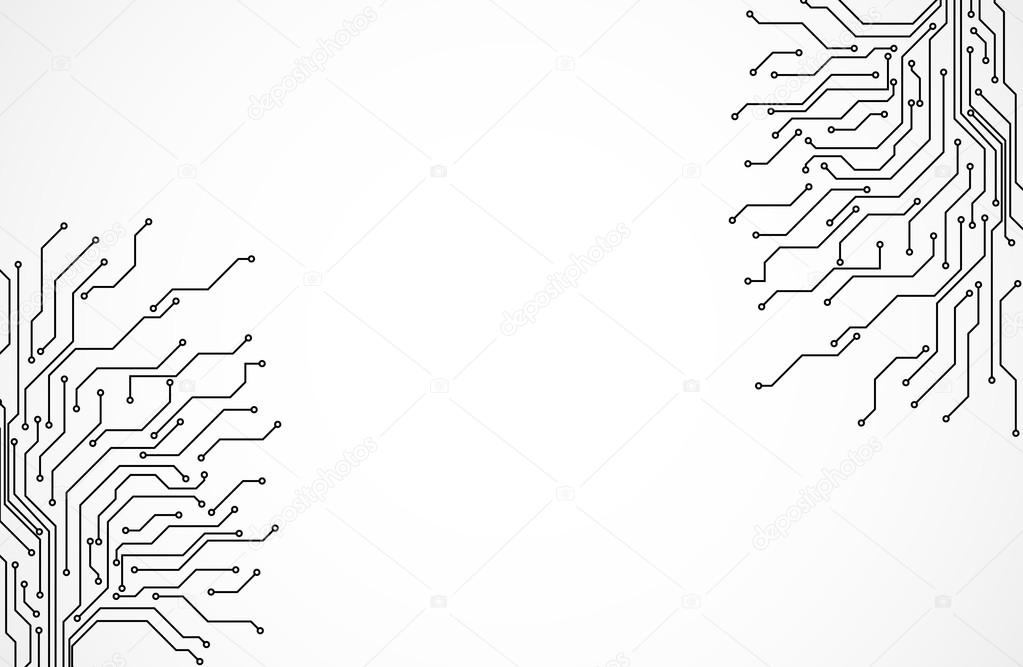 circuit board background texture vector by iunewind image 3672652
