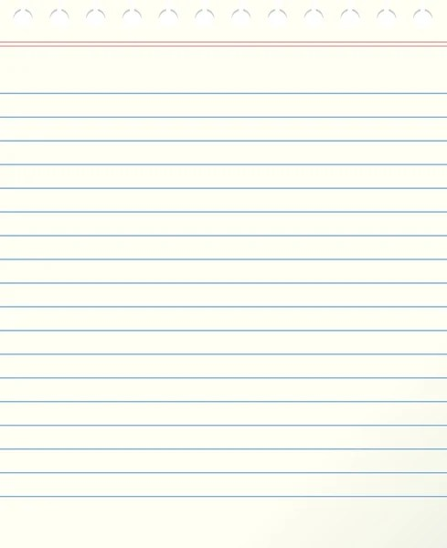 Lined paper Stock Vectors, Royalty Free Lined paper Illustrations