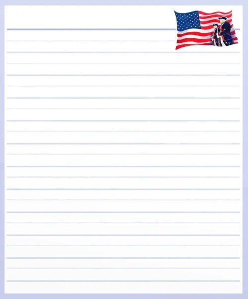 A Sheet of Purple Color Lined Paper \u2014 Stock Photo © Iamnee #28662135 - color lined paper