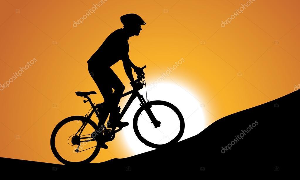 Hd Wallpaper Girl Bike Ciclista In Mountain Bike Vettoriali Stock 169 Kalmatsui