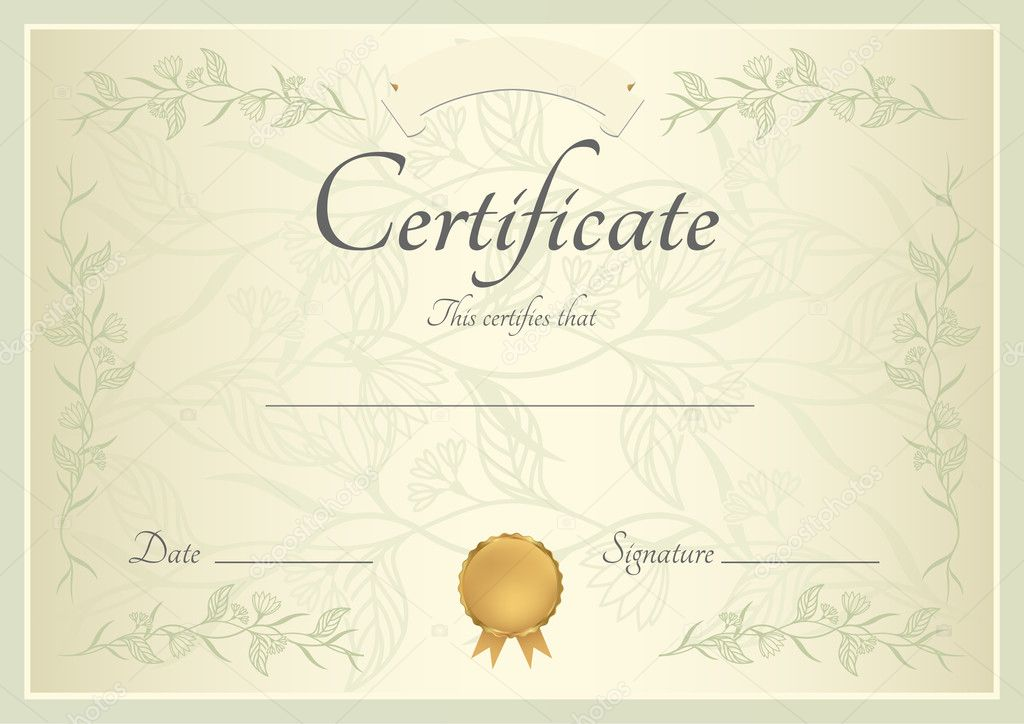 Sample Graduation Certificate Also Useful For Degree Certificate