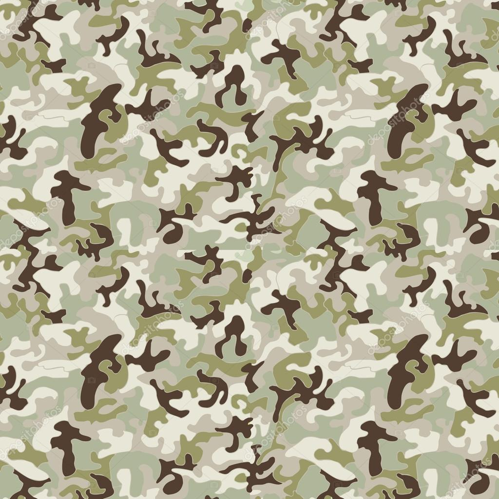 Military Camouflage Wallpaper Hd Seamless Camouflage Pattern Stock Vector 169 Snoopgraphics