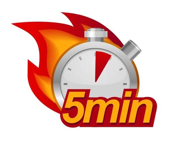 5 min Stock Vectors, Royalty Free 5 min Illustrations Depositphotos®