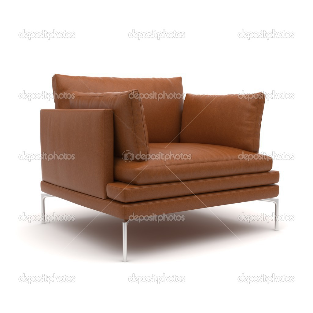 Zanotta Sessel Zanotta William Armchair Stock Photo Bolgar Stock 50169521