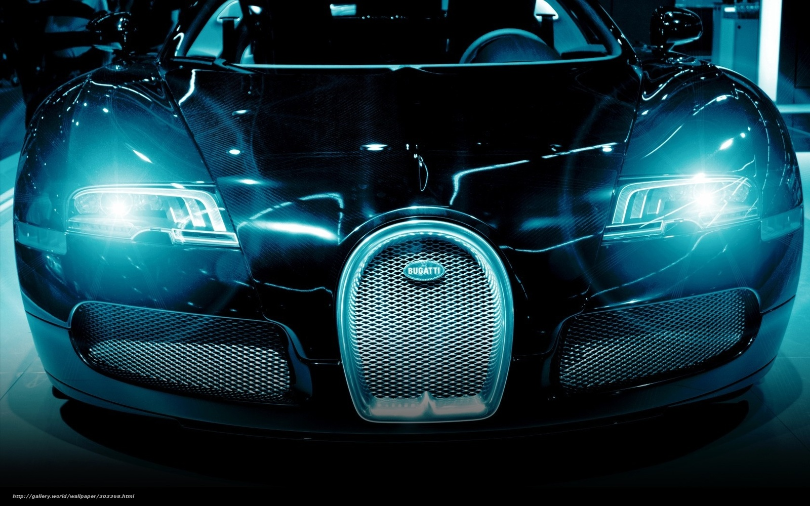 Bugatti Veyron Super Sport Hd Wallpaper Download Wallpaper Bugatti Black Lights Cars Free