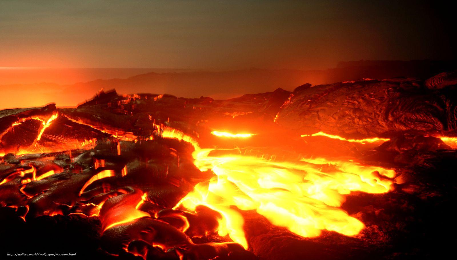 Earth 3d Live Wallpaper Mac Download Wallpaper Hell Lava Incandescent Landscape