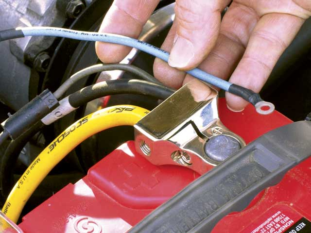How to Avoid the Top 10 Electrical Snafus - Hot Rod Network