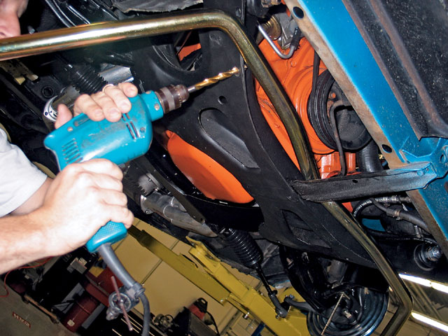 Installing Dodge And Plymouth Suspension - Hot Rod Network