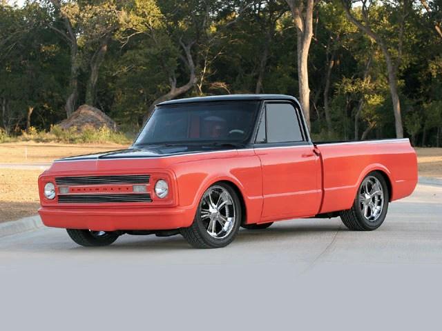 1972 Chevrolet Pickup - Coral-Rado - Hot Rod Network