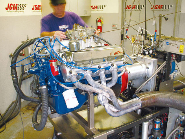 Big-Block Ford 460 Engine Build - Hot Rod Network