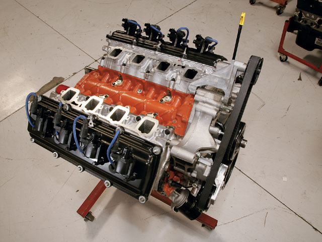 57L Hemi Engine Build - Hot Rod Network