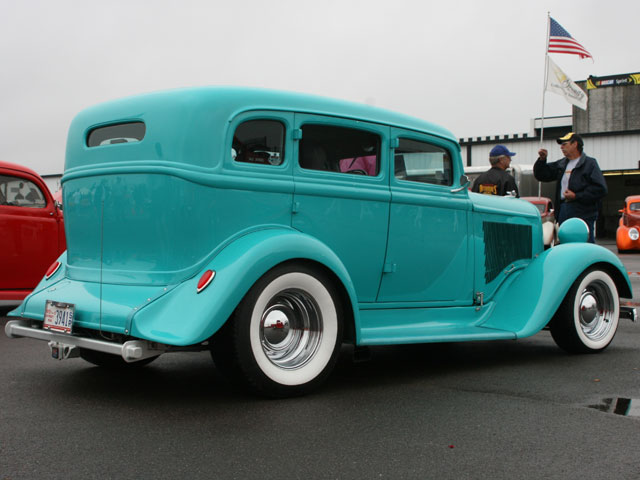 Denny  Sue Hurd\u0027s 1933 Plymouth Sedan - Hot Rod Network