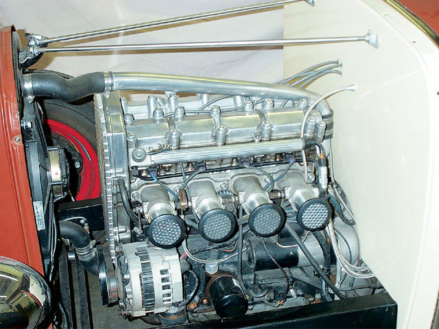 gm quad 4 w41 engine