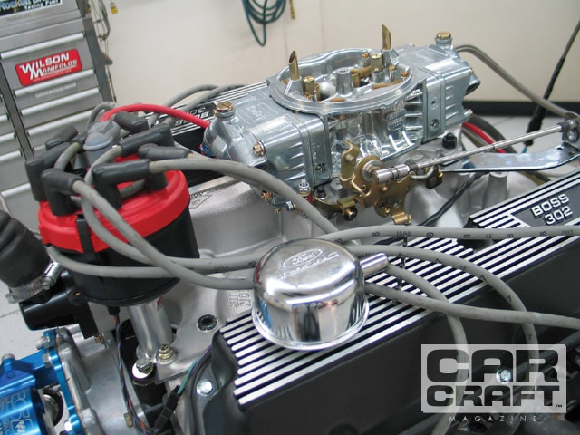 1988 Ford Mustang Boss 302 Crate Engine - Hot Rod Network