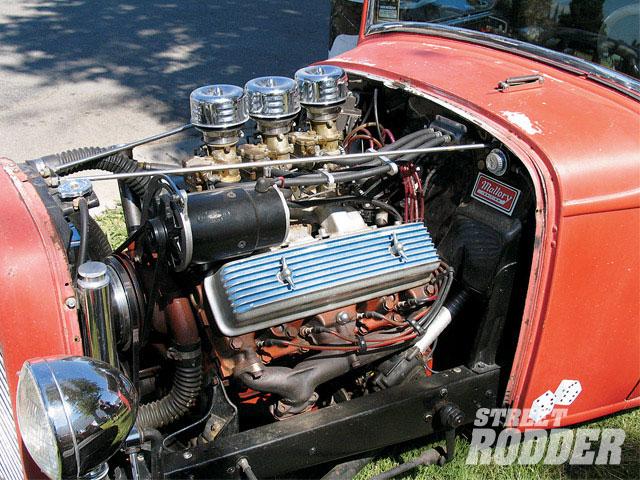 Oldsmobile V8 Engines - Hot Rod Network