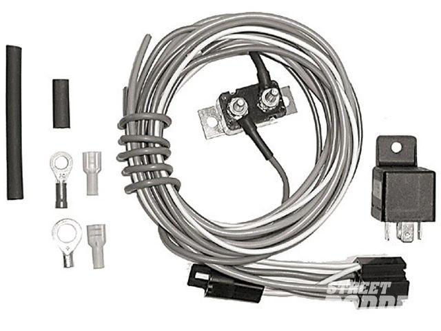 ron francis wiring harness mopar