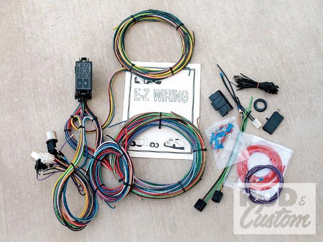 EZ Wiring Harness - Hot Rod Network