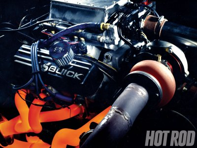 Cams for Turbocharged Engines - Hot Rod Network