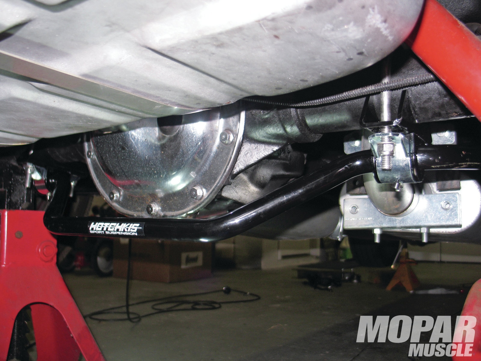 Suspension Bar Hotchkis Sport Suspension Install - Rebound Rock-solid