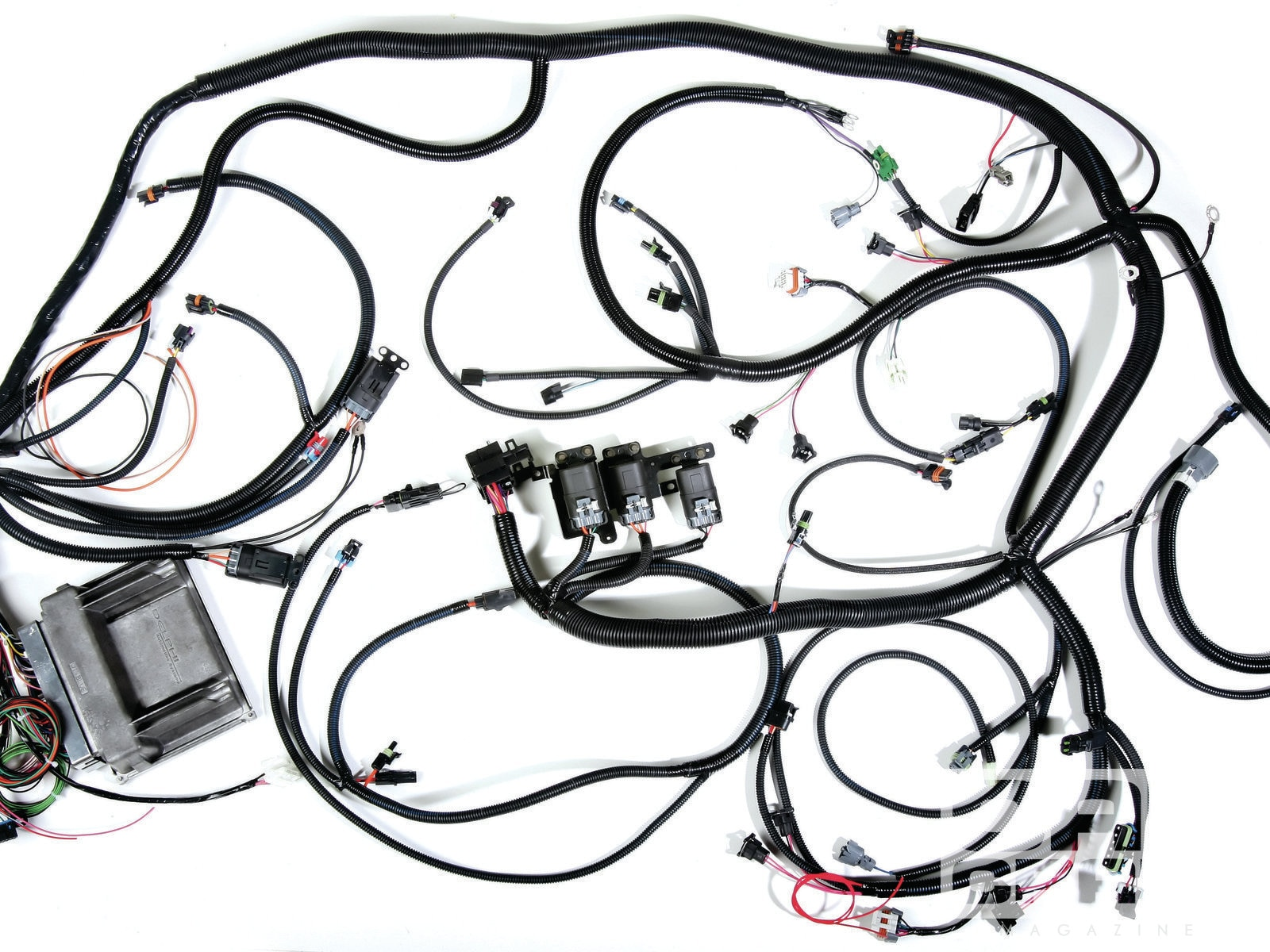 street rod wiring harness for ls1