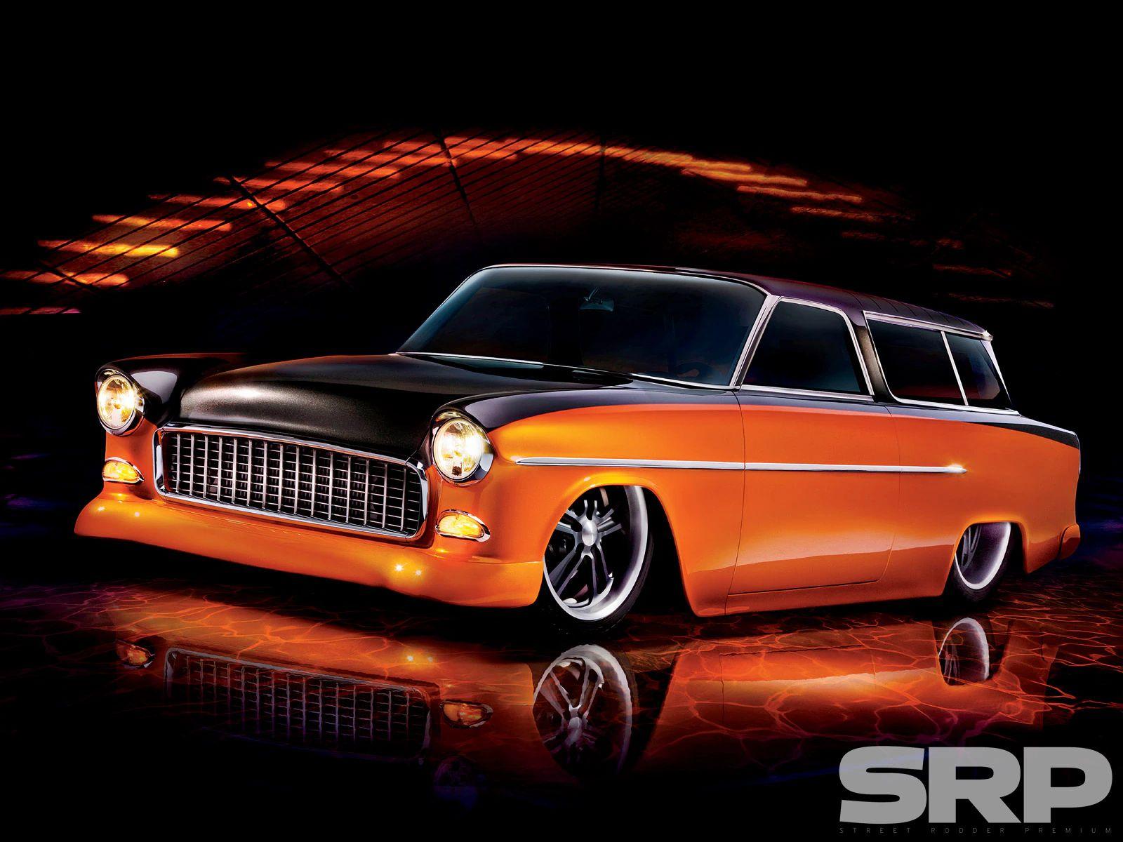 1955 Chevrolet Nomad Street Rodder Premium Auto Electrical Wiring Diagrams Manufacturing Goodman Ar4f36421ba