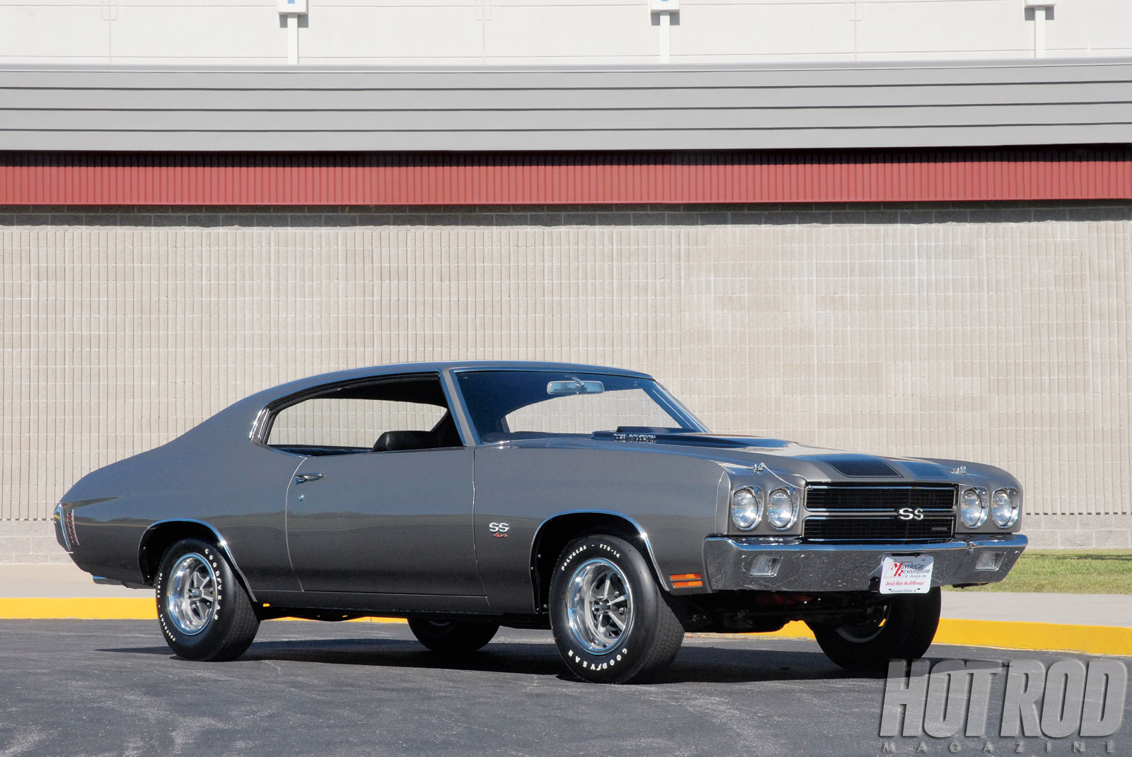 Cars Wallpaper For Google This 1970 Chevelle Ss454 From A Day Two Bruiser To A