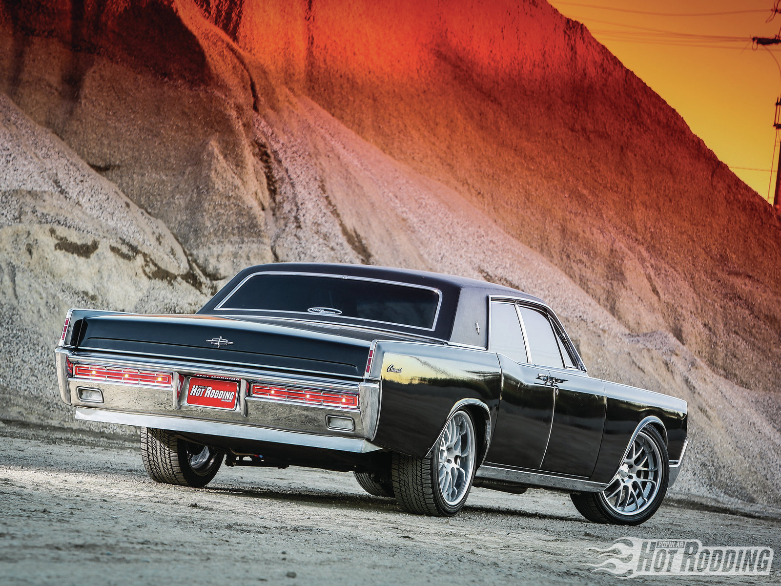 Old Classic El Camino Muscle Cars Wallpaper 1967 Lincoln Continental Hot Rod Network