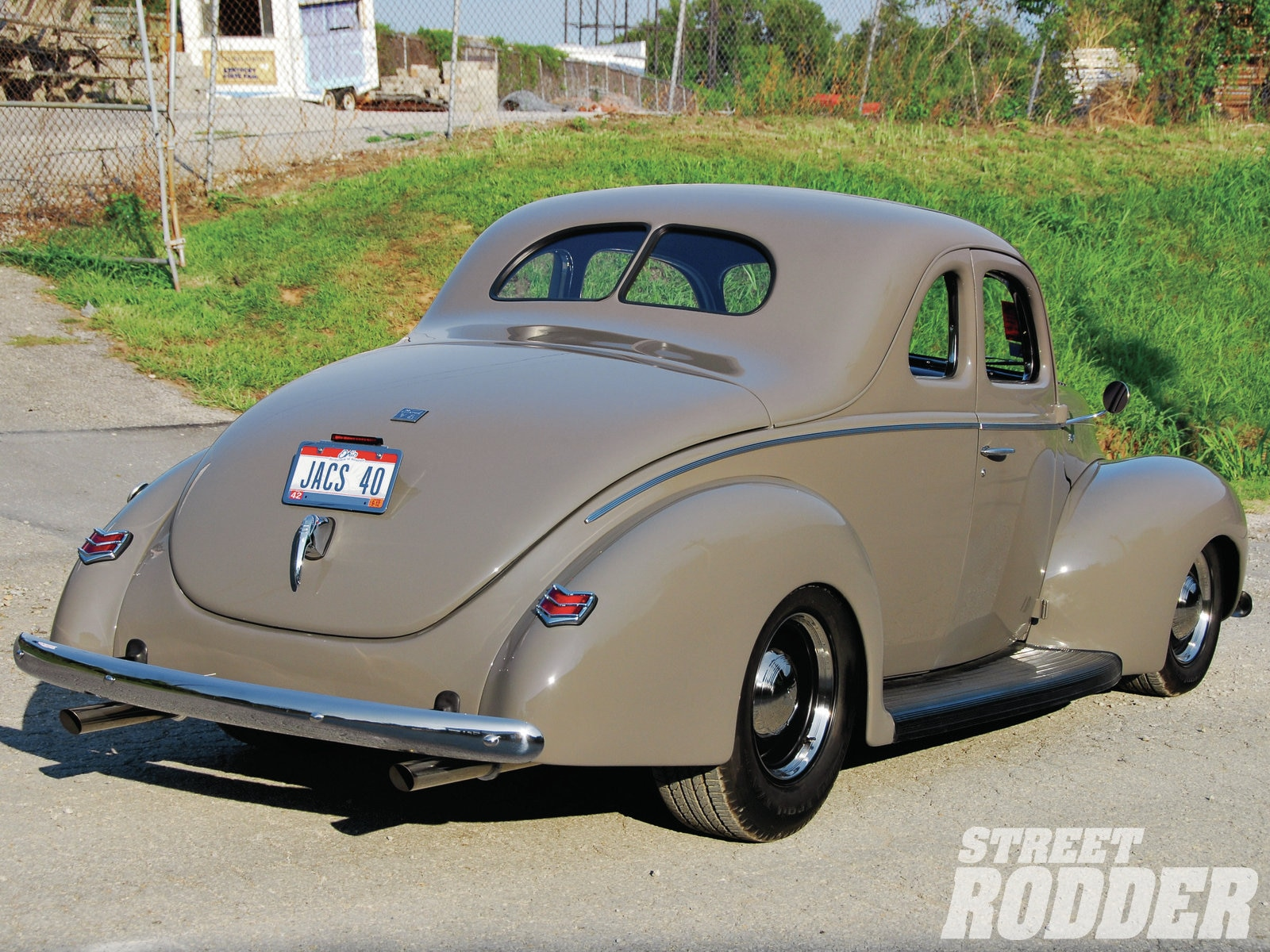 Girls And Trucks Wallpaper 1940 Ford Coupe Hot Rod Network