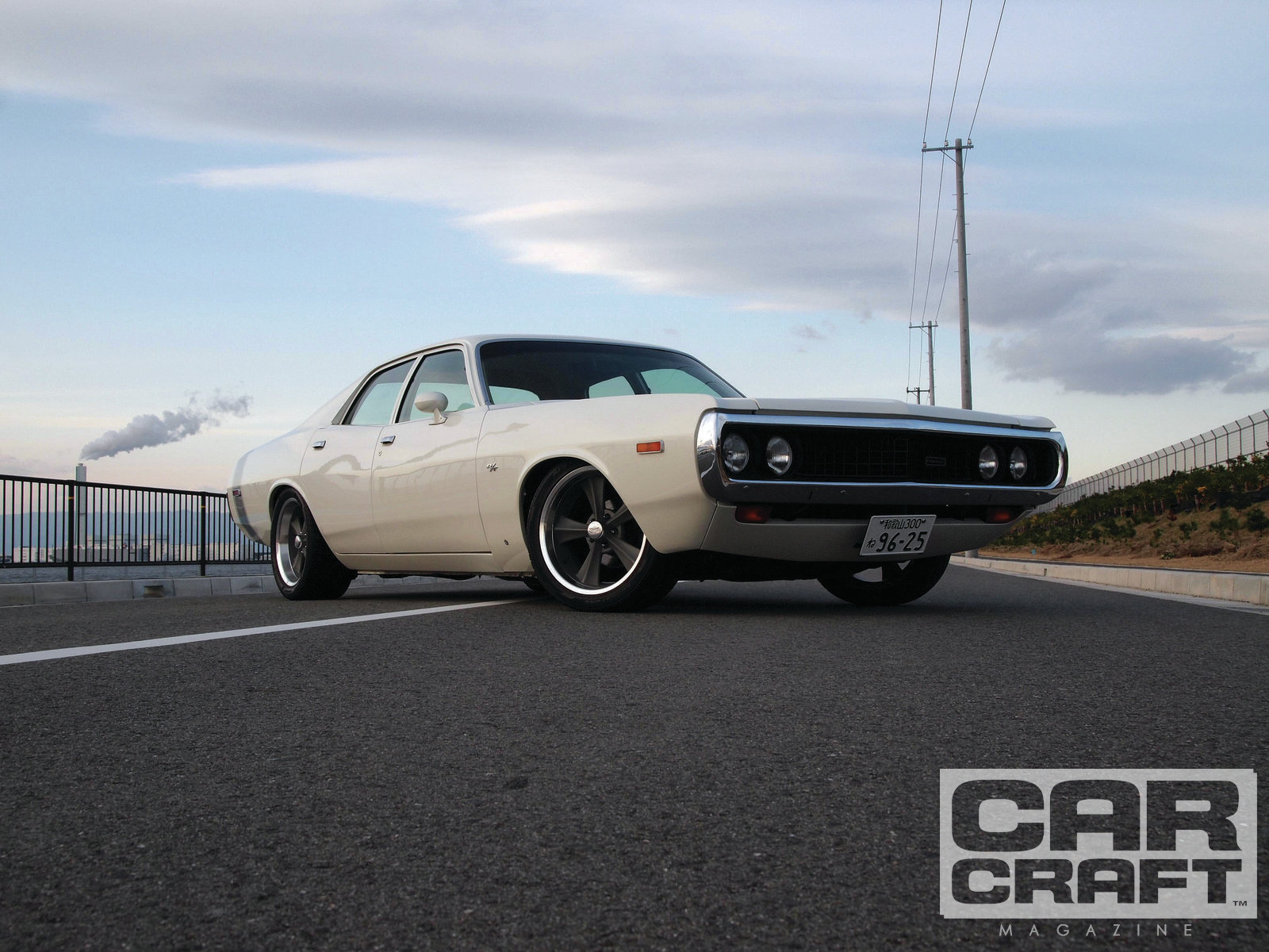 1968 Dodge Charger Wallpaper Cars 1972 Dodge Coronet No Gaijin Hot Rod Network
