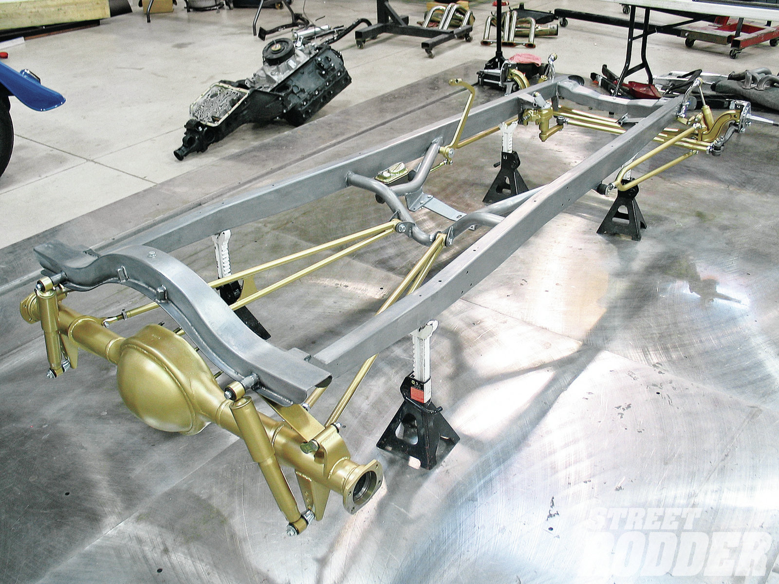 Suspension Bar Rear Suspensions And Truck Arms - Hot Rod Network
