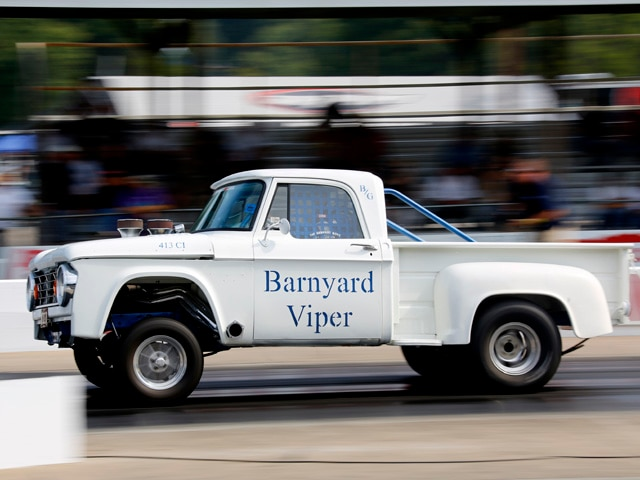 Muscle Cars Burnout Wallpapers A 1965 Dodge Pickup Built As An 11 Second Gasser Hot Rod