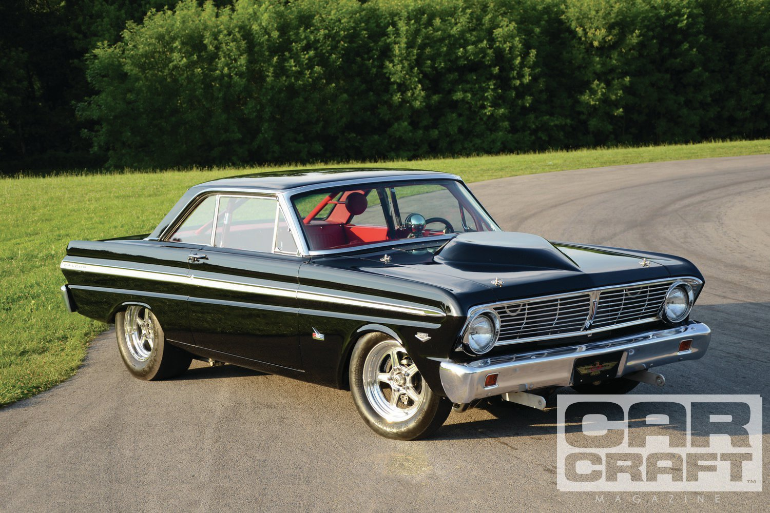 Sprint Car Wallpapers Free 1965 Ford Falcon Natural Lightweight Hot Rod Network