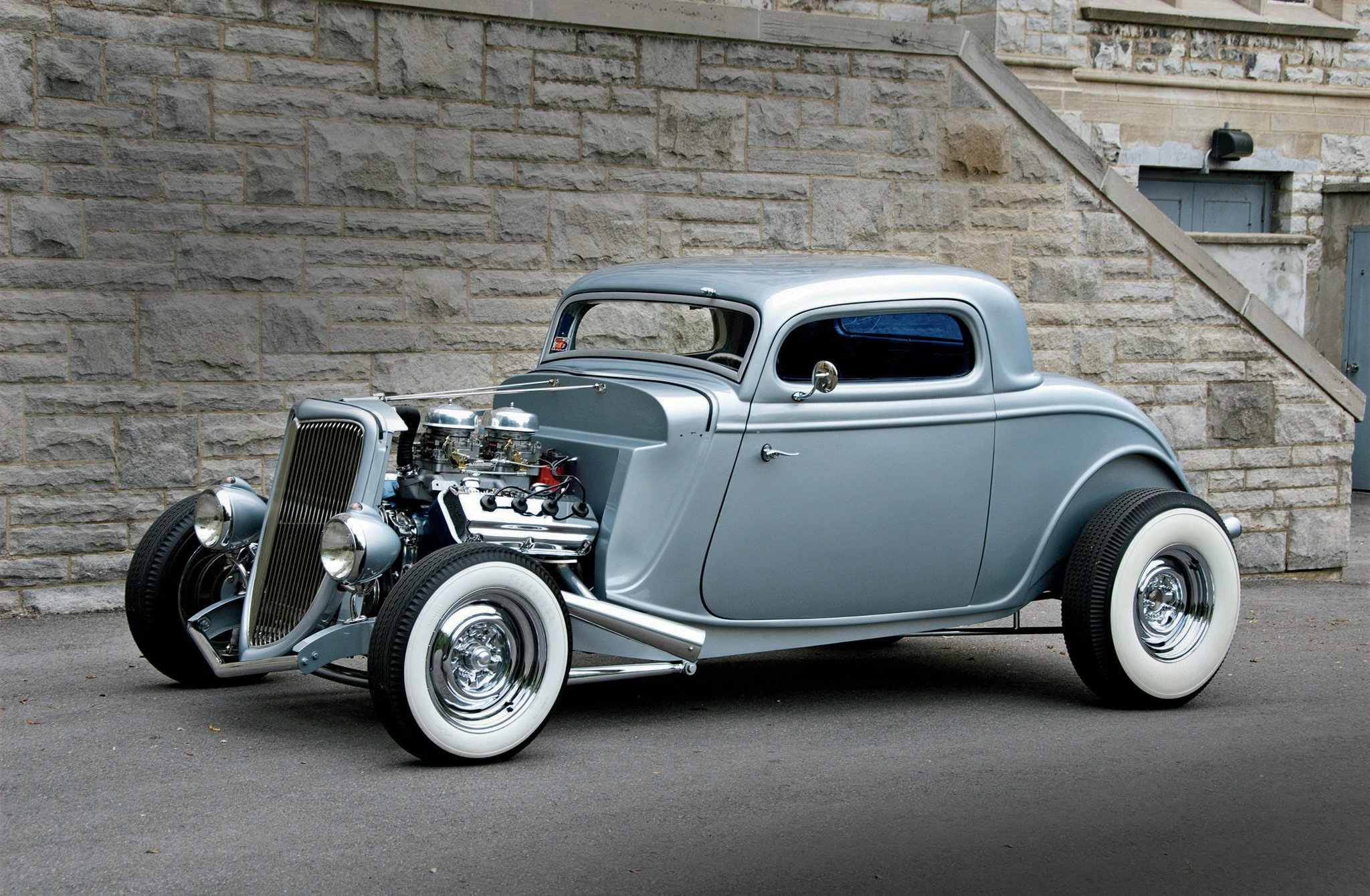 Coupe Ford 1934 Ford Coupe Twist Of Fate Hot Rod Network