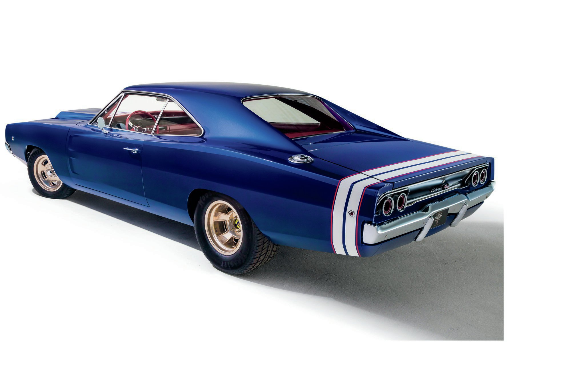 Camaro Car Wallpaper 1968 Dodge Charger The Mule Hot Rod Network