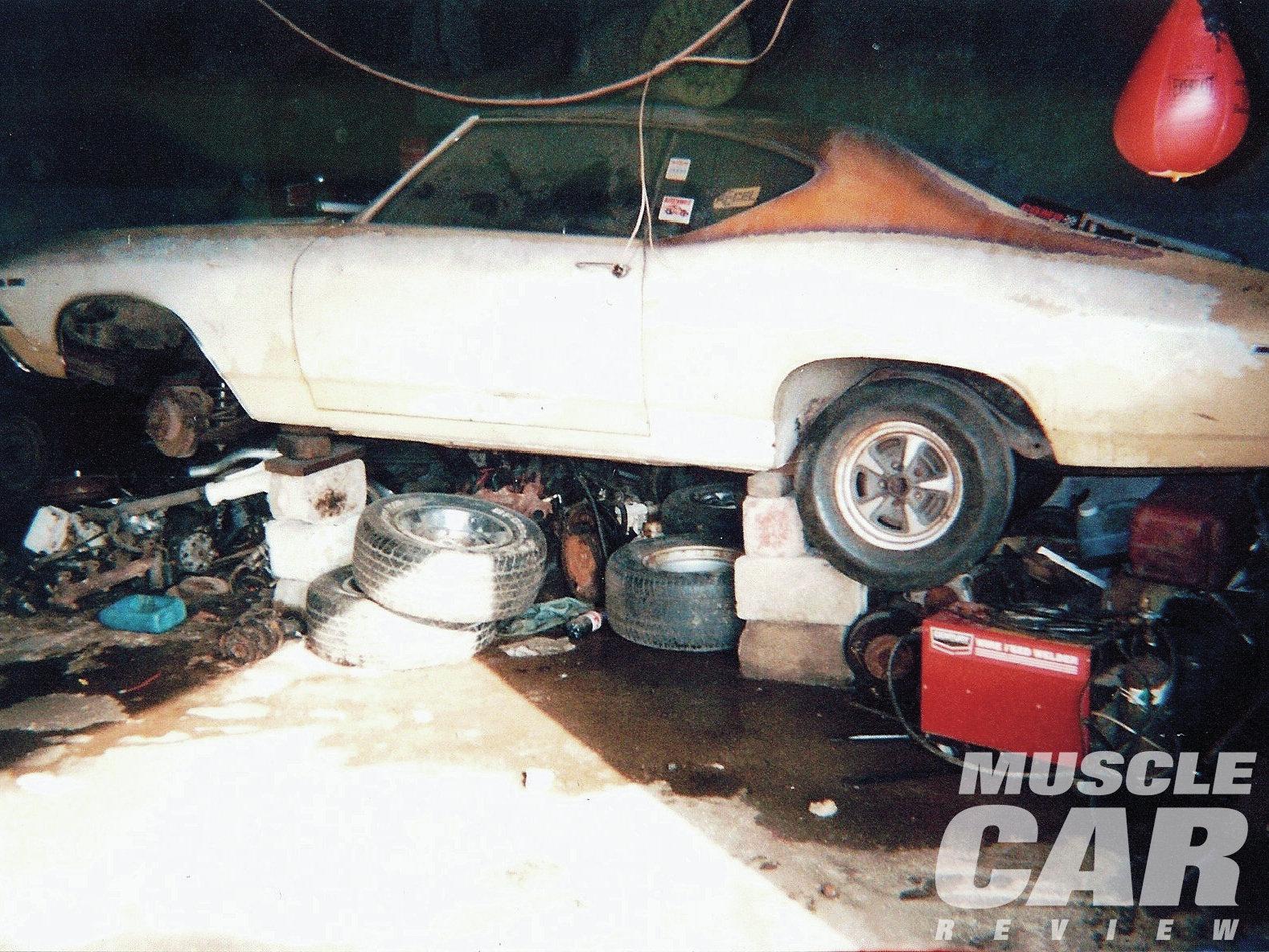 1969 Chevrolet Chevelle A Yenko Rarity Hidden For Four
