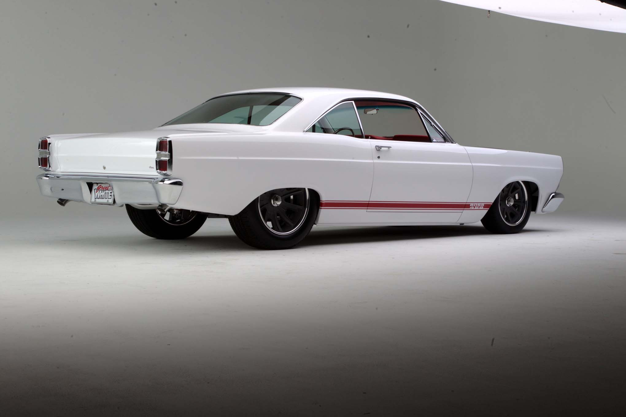 Project Cars Wallpaper Red 1967 Ford Fairlane Is The Boss 429 Hot Rod Network