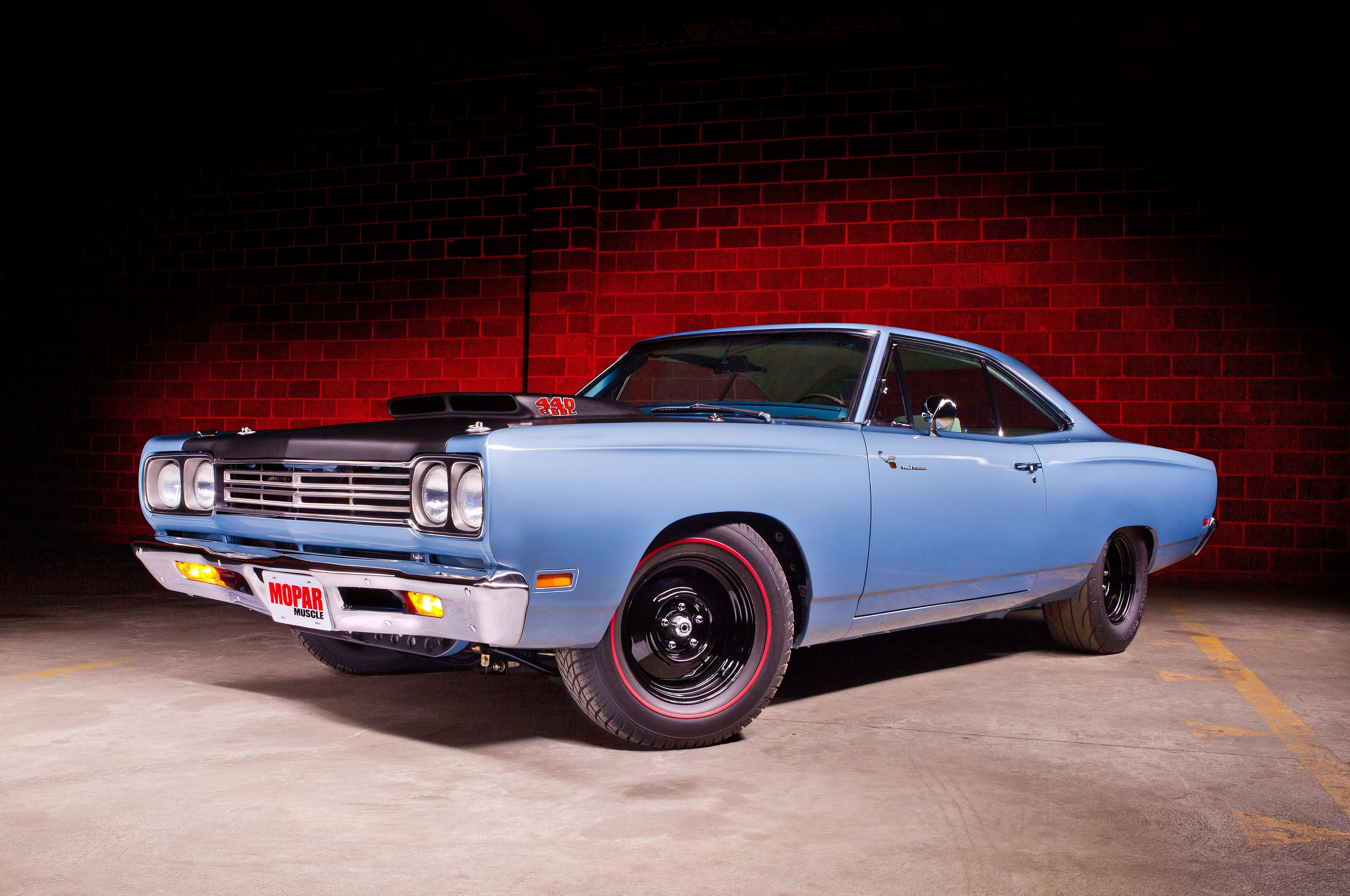 Muscle Car Photos Wallpaper Modern Day 1969 Plymouth Road Runner Hot Rod Network
