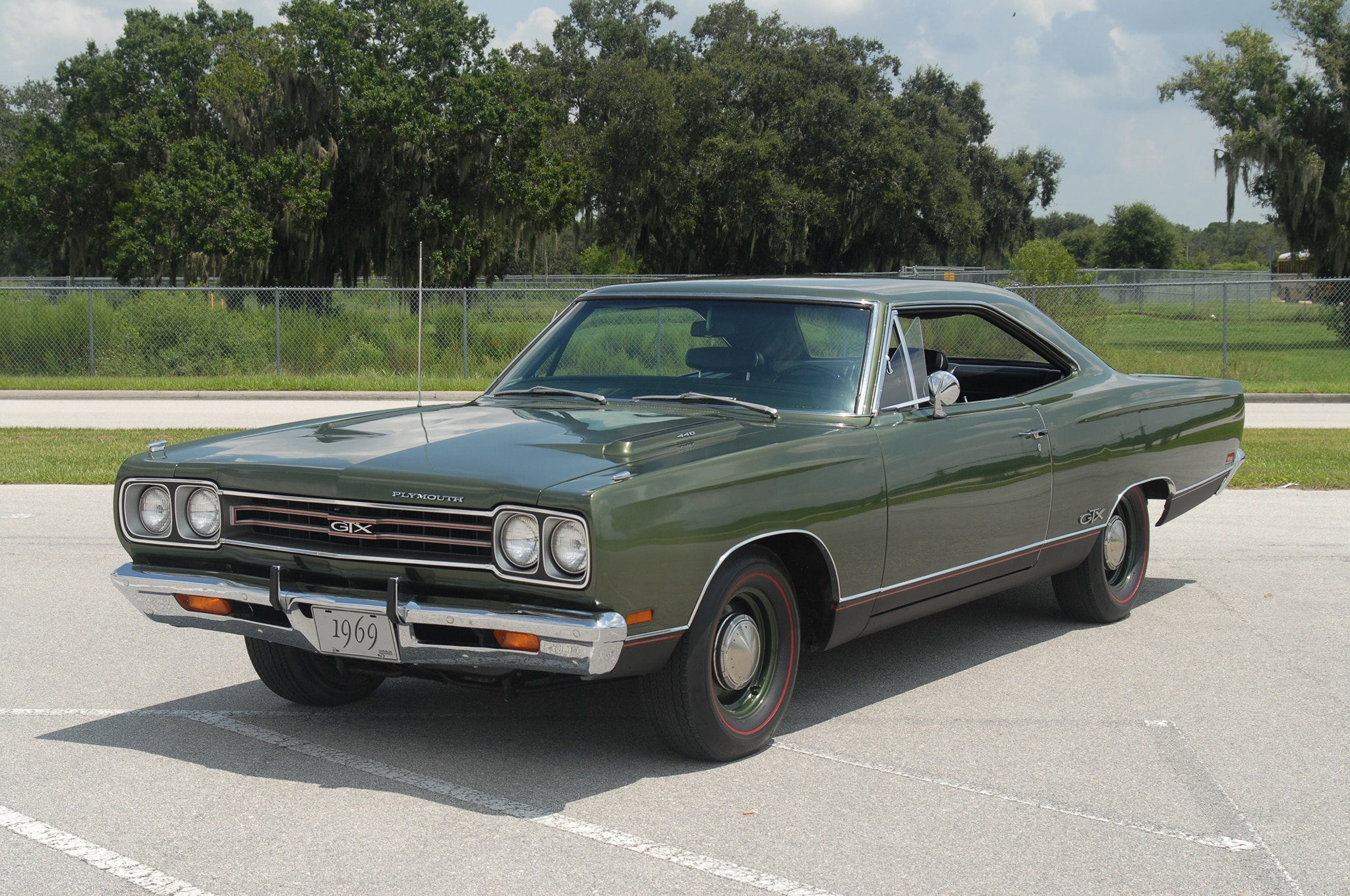Muscle Car Photos Wallpaper 1969 Plymouth Gtx Saying Goodbye Can Be Hard Even To A
