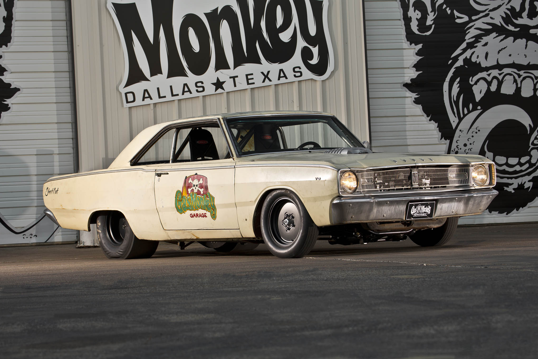 1968 Dodge Charger Wallpaper Cars Revealed How Gas Monkey S 67 Dart Beat Roadkill Hot