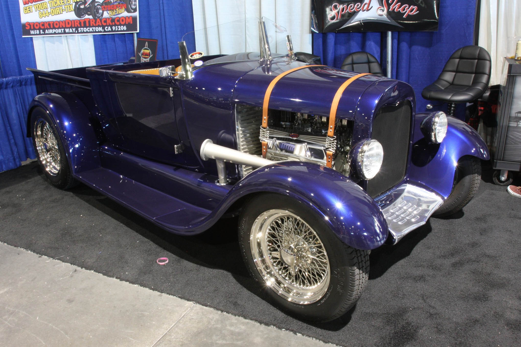 The 66th Sacramento Autorama Hot Rod Network